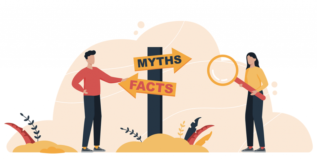 Ecommerce Myths Cover
