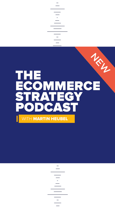 Ecommerce Strategy Podcast Cover